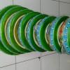 rebana ukir hijau