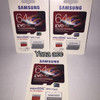Samsung MicroSDXC 80MB/s EVO PLUS 64GB + adapter Original