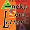 Koleksi Aneka Seni Letter