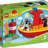 Lego Duplo 10591 - Fire boat
