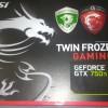 Msi GTX 750 Ti Twin Frozr