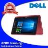 Dell Inspiron 11-3168 Red - PQuadCore N3710,4GB,500GB,11.6