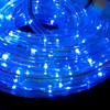 Lampu Hias Rumah Hiasan 10 Meter Biru LED Selang Gantung Murah Terang