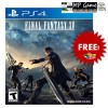 PS4 Final Fantasy XV Reg 3 Original Bonus Thumbgrip