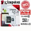 Memori Card Micro SDHC Kingston 32GB 80MB/s U1 Class 10 plus Adaptor