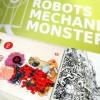 Artbook: Robots, Mechanics, Monsters