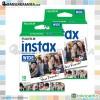 Instax Paper / refill Fujifilm Instax wide 10 x 2 lembar, Polos