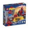 LEGO Duplo SpiderMan Web-Bike Workshop 10607/lego spiderman motor