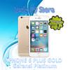 IPHONE 6 PLUS 16GB GOLD GARANSI DISTRIBUTOR 1 TAHUN