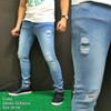 Ripped Jeans-Celana sobek sobek Pria-Cheapmondayq