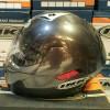 Helm INK CL 1 Gunmetal Glossy Solid CL1 Visor Fullface Grey