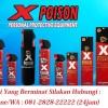 Jual Gas Air Mata merek X-Poison (Alat Perlindungan Diri) Isi : 60ml