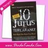 100% Original, 10 Jurus Terlarang! Ippho Santosa (Bisnis)