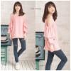 blouse cut out layer baloteli IDR 65.000 Seri 4 - IDR 54.000