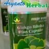 Obat Herbal Pengencer Darah Kental MANJUR - Ginkgo Biloba Plus Capsule