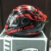 Helm MDS Provent Motif Pro Vent Fullface Full Visor Original