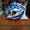 Helm MDS Provent Full Visor Motif Pro Vent Fullface Original