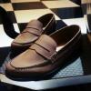 Sepatu Slip On Paradise Dark brown