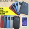 SARUNG FLIPSHELL SONY XPERIA E3 / D2203