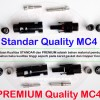 Konektor MC4 Panel Surya / Solar Connector - STANDAR Quality 6MM