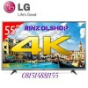 LED TV LG 55UH615T SMART TV UHD PROMO... GARANSI RESMJ