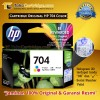 Cartridge Tinta HP 704 Color ORIGINAL Catridge HP CQ750A 2010 2060