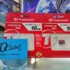 Micro SD Transcend 16GB Class 10