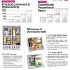 food container blest BPA free /5 set /40P5 toples tempat makanan