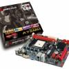 BIOSTAR A75MH Mainboard / Motherboard FM1+, DDR3