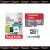 Sandisk MicroSD Ultra 80MB/s 64GB Class 10 UHS-1