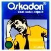 OSKADON TABLET / STRIP ISI 4