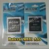 Baterai M-COM For MITO A95 Double Power