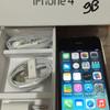 iphone 4 cdma hitam dan putih full set verizone 8gb