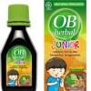OB Herbal Junior OBAT BATUK ANAK ANAK 60ML