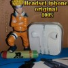 Headset Earphone Apple iphone 5/5S/6/6+ (Original 100%)