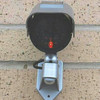 Kamera Cctv Dummy Palsu Replika dengan Kabel  Outdoor Solar Power