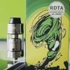 Ijoy Tornado Rdta Authentic Up to 300watt