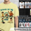 Kaos Funny Cartoon - Doraemon Stand By Me 14 TX - Unisex