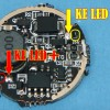 1.5A CREE Driver XT-E 1.5A IN:6V~15V 1Mode 22mm