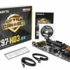 GIGABYTE GA-Z97-HD3 (rev. 2.0) LGA 1150 Intel Z97 HDMI SATA ...