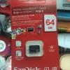 micro sd card sandisk 64 gb class 10