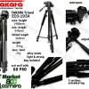 TRIPOD TAKARA ECO-193A for Camera SLR/DSLR, Sport, Pocket