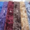karpet cendol / chenil glossy / kilap uk 2x1,5m / 200x150cm