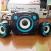 Speaker Multimedia Advance Duo 400 play musik dari Flashdisk/Memory