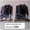 VGA, HD5570 1GB DDR3