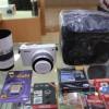 Garansi Resmi - Nikon 1 J3 double Lens  (GRATIS TAS + MEMORY + FILTER)