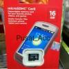 SANDISK MICROSD 16 GB CLASS 4 MICRO SD GARANSI 5 TAHUN