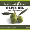 Pure Olive (Zaitun) Oil 100ml - Cosmetic Grade Cold Pressed