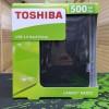 Toshiba Canvio Basics 500GB USB 3.0 HardDisk External