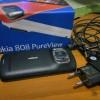 Nokia 808 Pureview original hitam